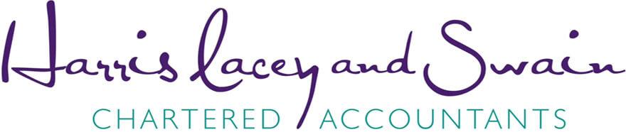 Harris Lacey & Swain Retina Logo